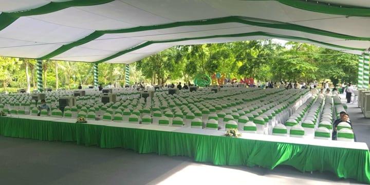 Công ty cho thuê bàn ghế sự kiện tại Bình Phước