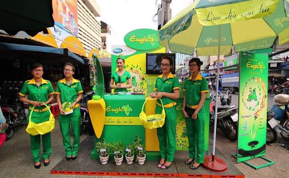 Cho thuê PG Activation giá rẻ tại Bình Thuận