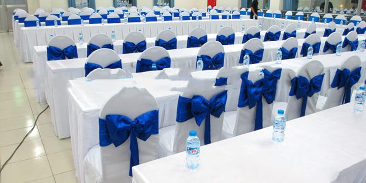 Công ty cho thuê bàn ghế sự kiện tại Hậu Giang