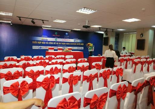 Công ty cho thuê bàn ghế sự kiện tại Cà Mau