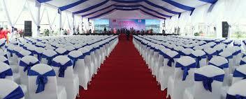 Công ty cho thuê bàn ghế sự kiện tại Bạc Liêu