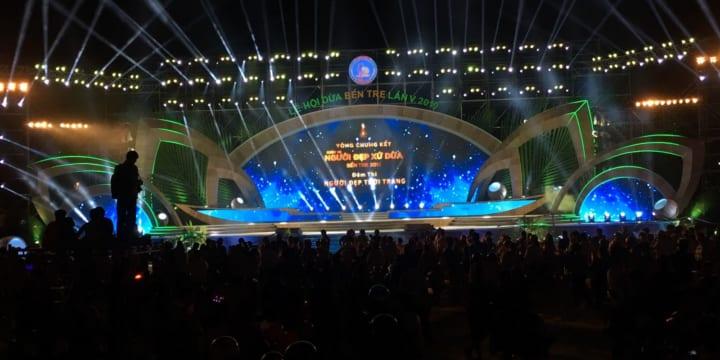 Cho thuê sân khấu I Dịch vụ cho thuê sân khấu tại Tây Ninh