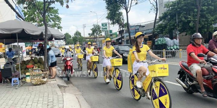 Công ty tổ chức Roadshow giá rẻ tại Kiên Giang