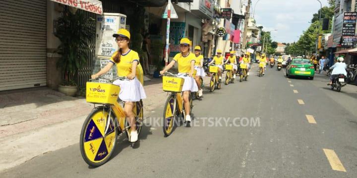 Road Show | Công ty tổ chức chạy Road Show tại Kiên Giang