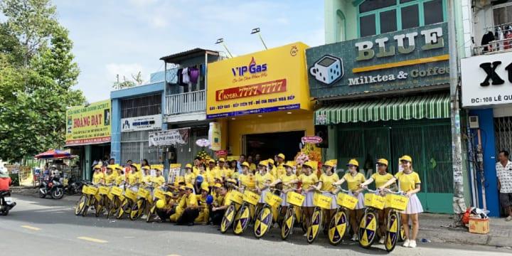 Công ty tổ chức Roadshow giá rẻ tại Hậu Giang