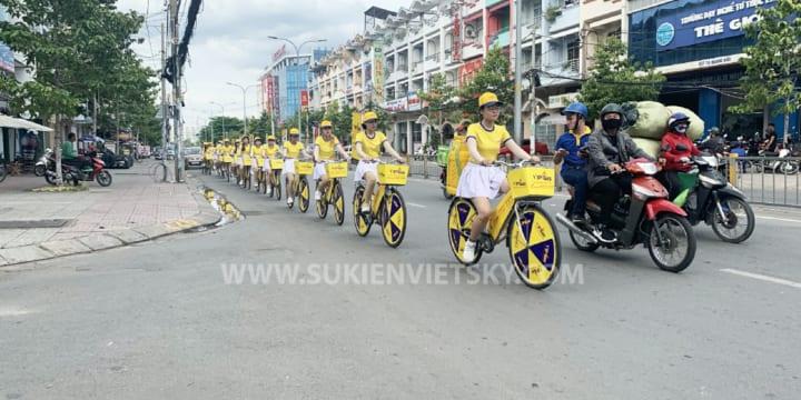 Road Show | Công ty tổ chức chạy Road Show tại Hậu Giang