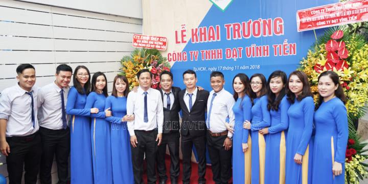 Công ty tổ chức lễ khai trương, khánh thành giá rẻ tại Kiên Giang