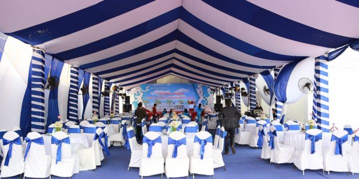 Công ty cho thuê bàn ghế sự kiện tại An Giang