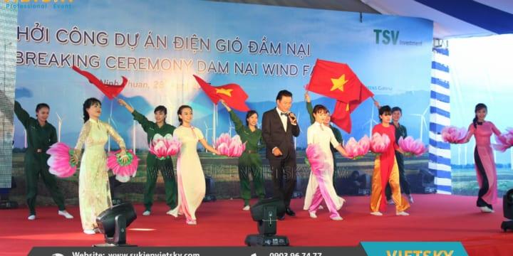 Công ty tổ chức lễ khởi công, động thổ giá rẻ tại Trà Vinh