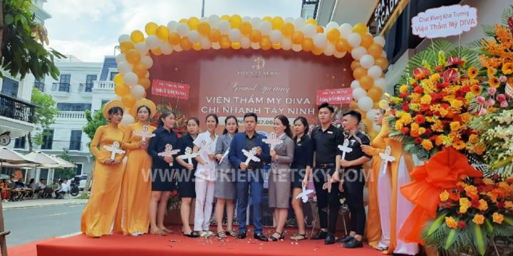 Công ty tổ chức lễ khai trương, khánh thành chuyên nghiệp tại An Giang