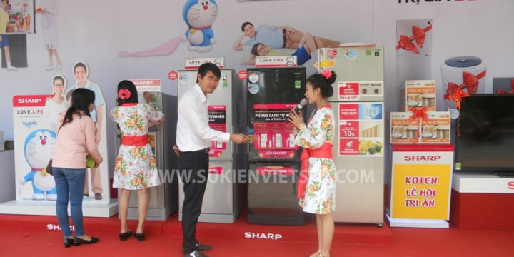 Công ty tổ chức Activation tại Tây Ninh