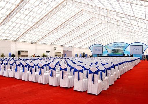 Công ty cho thuê bàn ghế sự kiện tại Sóc Trăng