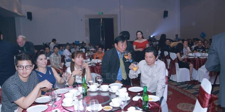 Lễ kỷ niệm ICông ty tổ chức lễ kỷ niệm thành lập tại Đồng Nai