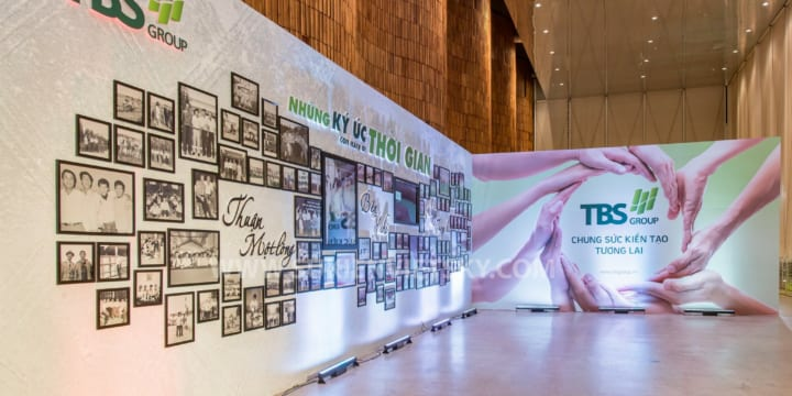 Công ty tổ chức lễ Kỷ niệm thành lập giá rẻ tại Bà Rịa – Vũng Tàu