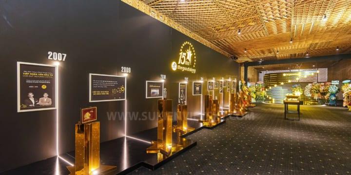Lễ kỷ niệm ICông ty tổ chức lễ kỷ niệm Thành lập tại Bà Rịa-Vũng Tàu